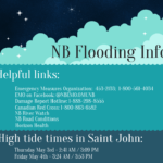 NB Flooding Information