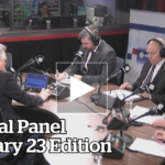 Political Panel. CBC – 23 February, 2017