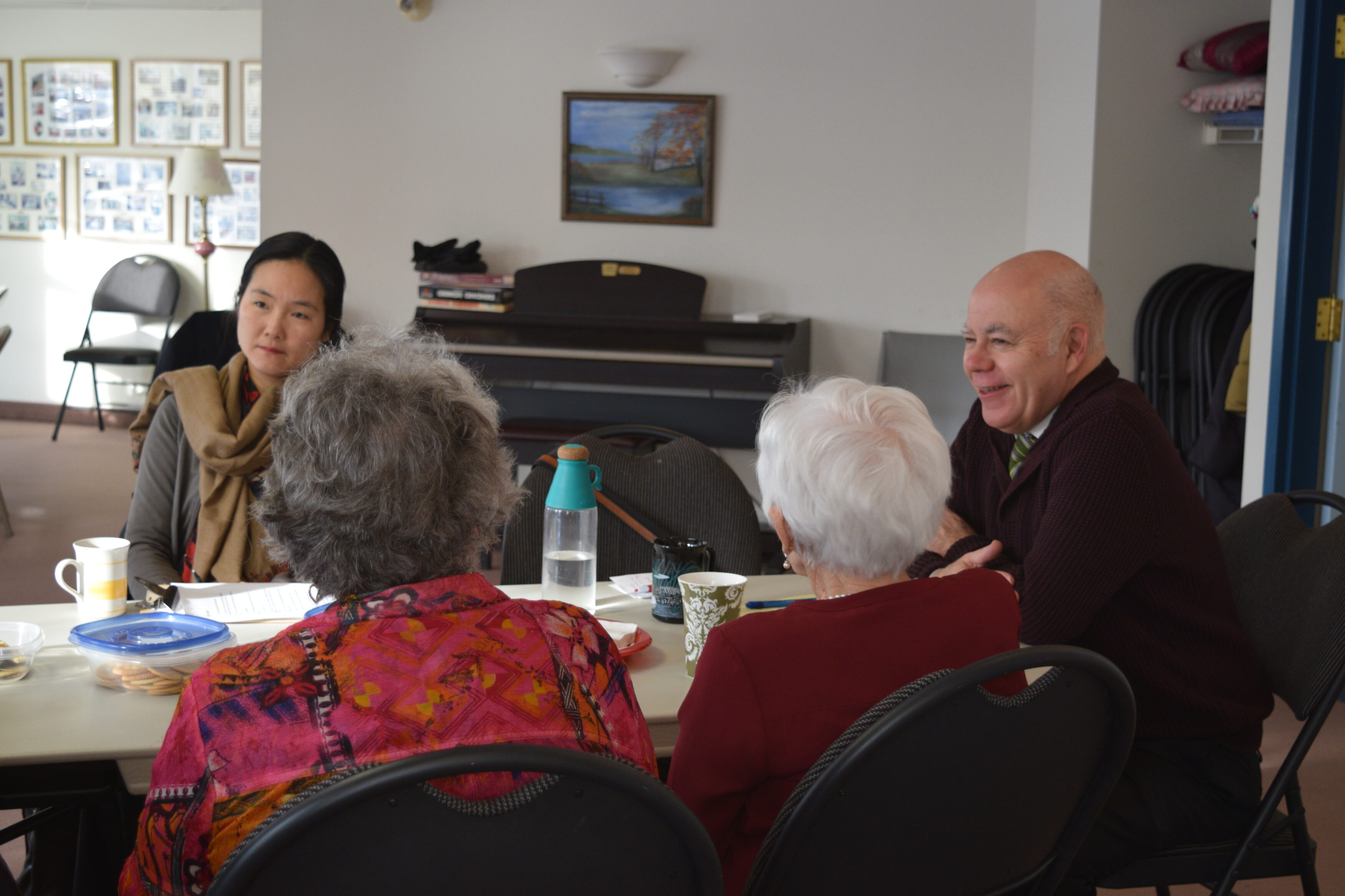 Federal Home Care Dollars Funding Transfer of the Extra Mural Program to Private Management